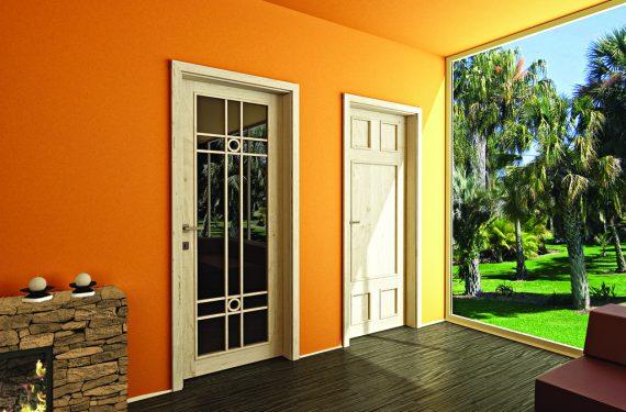 Laminált vázkeretes ajtó